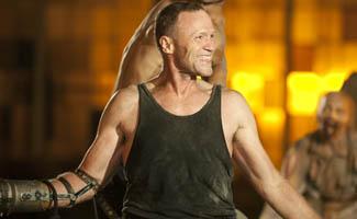 Robert Kirkman on Merle's Return; Andrew Lincoln, David Morrissey Talk Rick Vs. Governor