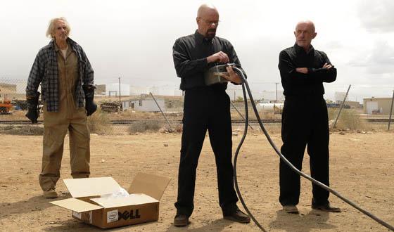 <em>Breaking Bad</em> Receives Four Saturn Award Nominations