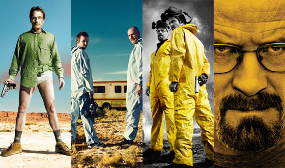 <em>Breaking Bad</em> Seasons 1-4 Encore on Sundance Channel Starting in March