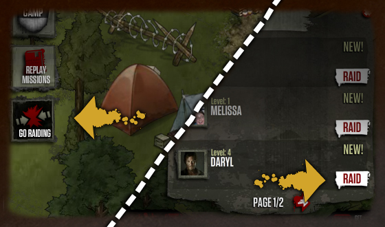 <em>The Walking Dead</em> Social Game – Launches Player Vs. Player and Chapter 3