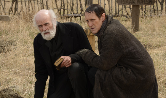 Colm Meaney Casting News in <em>Variety</em>; Christopher Heyerdahl to Guest-Star on ABC