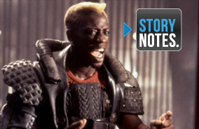 Story Notes for <em>Demolition Man</em>
