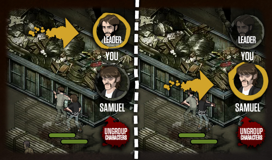 <em>The Walking Dead</em> Social Game: Second Chances