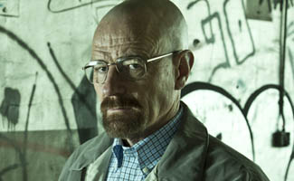 Bryan Cranston Talks Walt's Fate, Appears in Fake Movie Trailer on Jimmy Kimmel