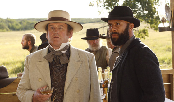<em>Wall Street Journal</em> Talks to Common; Colm Meaney Praises <em>Hell on Wheels</em>&#8216; Writing
