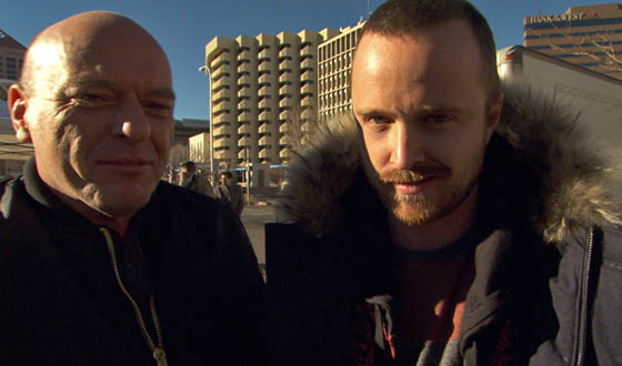 Video – First Behind-the-Scenes Look at the Final 8 Episodes of <em>Breaking Bad</em>