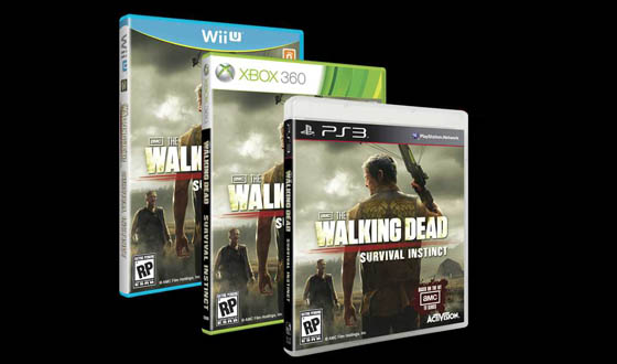 <em>The Walking Dead &#8211; Survival Instinct</em> Video Game On Sale Now