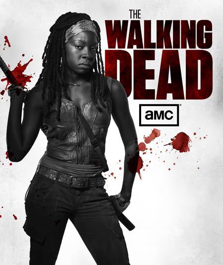 Michonne (Danai Gurira) of The Walking Dead