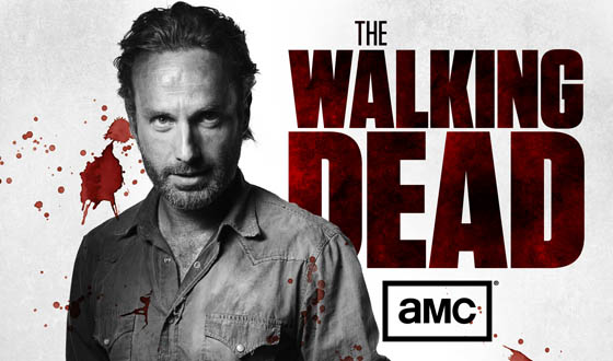 Photos &#8211; <em>The Walking Dead</em> Season 3 Black and White Character Portraits