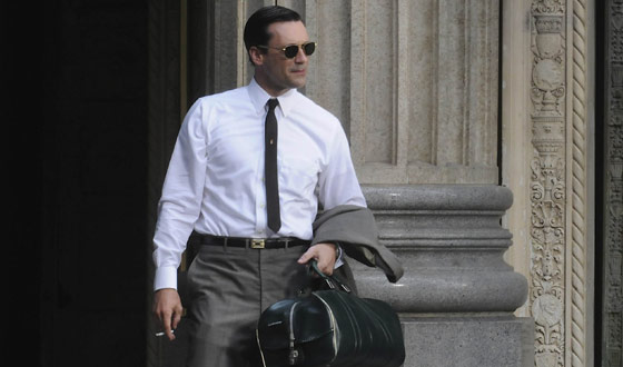 Jon Hamm Appears on <em>Rolling Stone</em> Cover; <em>CBS News</em> Interviews Cast About Season 6