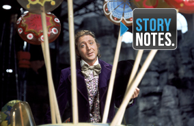Story Notes for <em>Willy Wonka &#038; the Chocolate Factory</em>