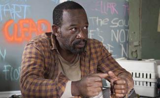 Lennie James Talks Morgan's Return; <em>SNL</em> Parodies <em>The Walking Dead</em>