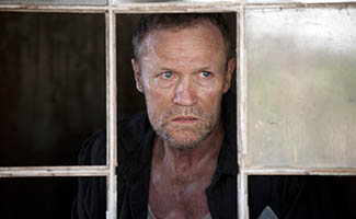 Michael Rooker, Norman Reedus Talk Merle&#8217;s Death; <em>TWD</em> No. 1 in <em>THR</em> Power Rankings