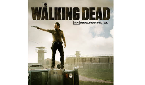 Blogs - The Walking Dead - The Walking Dead Soundtrack Now Available