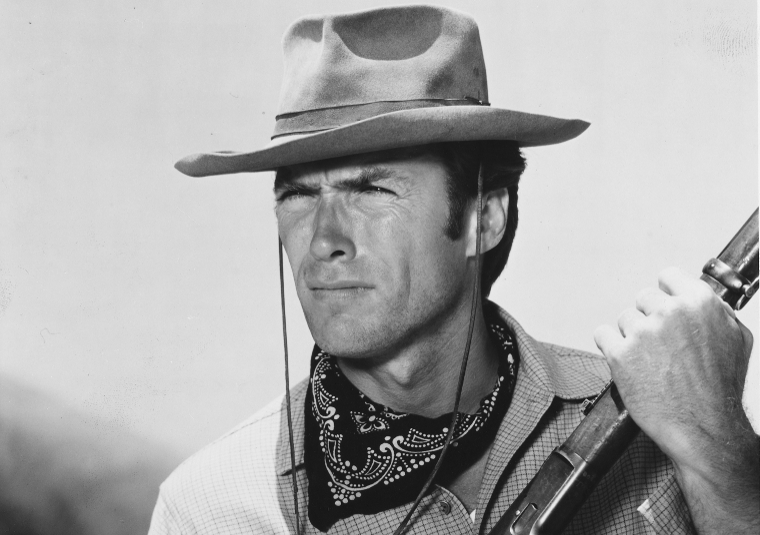 Clint Eastwood in Rawhide - AMC