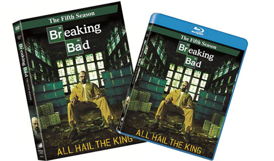 Breaking Bad – The Fifth Season Arrives on DVD and Blu-Ray June 4