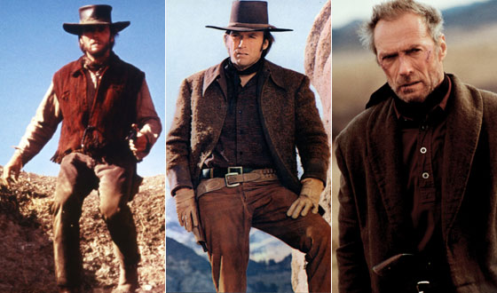Just in Time for <em>Rawhide</em>, All Things Cowboy Clint Eastwood Online