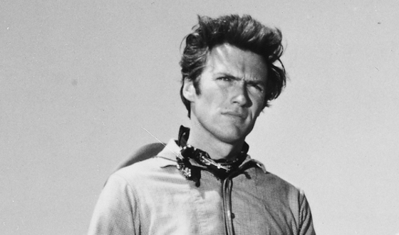 Photos &#8211; Clint Eastwood in the TV Classic <i>Rawhide</i>