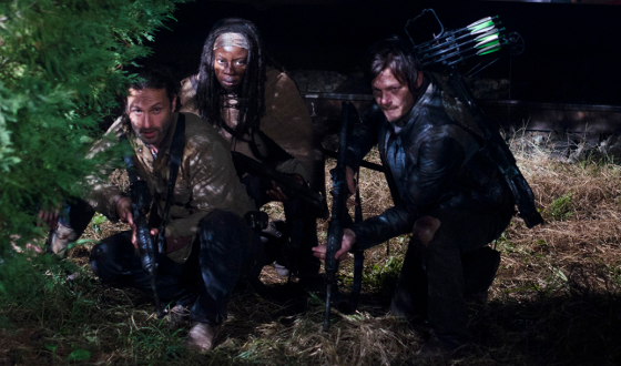 AMC'S <i>The Walking Dead</i> Finale Delivers Largest Audience in Series History
