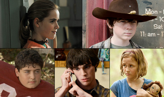 AMC Nabs 5 Young Artist Award Noms for <em>Mad Men</em>, <em>The Walking Dead</em> and <em>Breaking Bad</em>