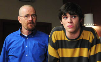 Bryan Cranston Makes Meth With Seth Rogen; RJ Mitte Talks Final Episodes With <em>HuffPost</em>