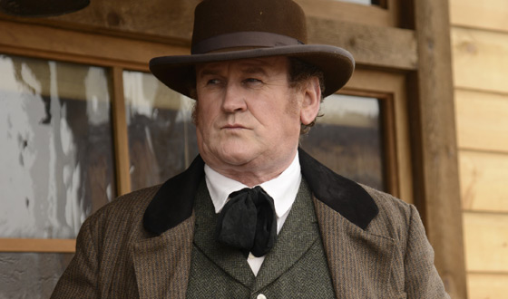 <em>Reuters</em> on Colm Meaney Film Title Change; <em>Hell on Wheels</em> Season 3 to Showcase in Cannes