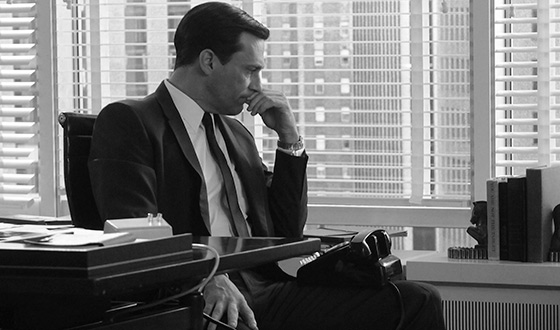 New <em>Mad Men</em> Job Interview Game Just in Time for Season 6