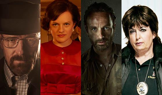 AMC Receives 7 Critics' Choice Nominations