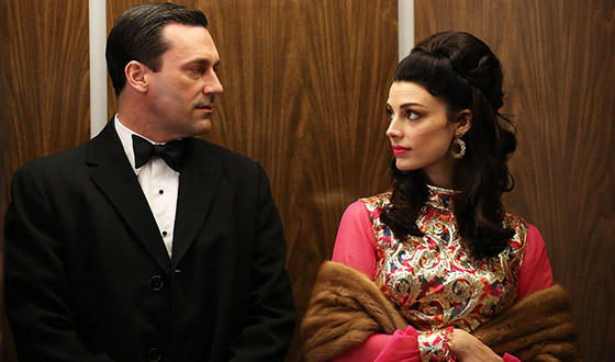 The <em>Mad Men</em> Fashion File – Match Point