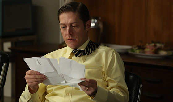"Sneak Peek Photos – <em>Mad Men</em> Episode 9, ""The Better Half"""