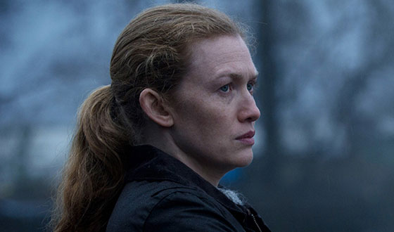 Mireille Enos Appears in <em>Vanity Fair</em>; <em>AP</em> Touts <em>The Killing</em>'s Season 3 Premiere