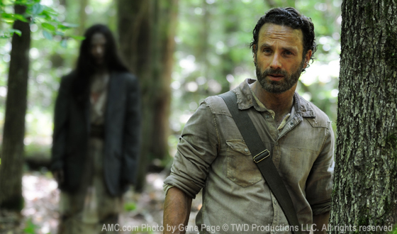 First Look Photo From the Set of <em>The Walking Dead</em> Season 4