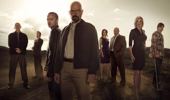 <em>Breaking Bad</em> One of WGA&#8217;s 101 Best-Written TV Shows