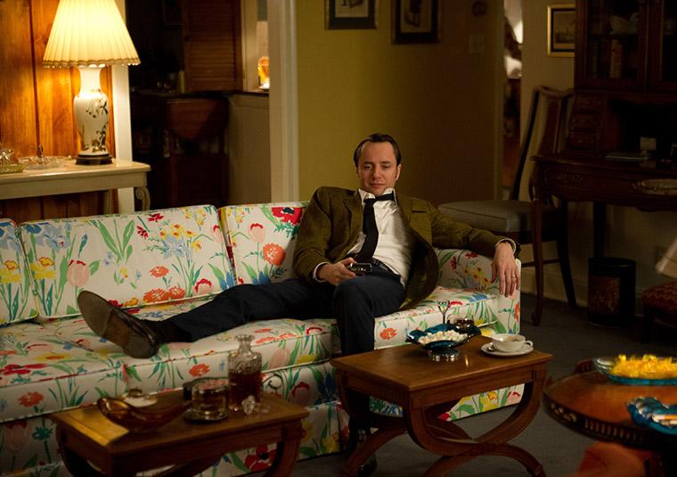 Pete Campbell (Vincent Kartheiser) of Mad Men