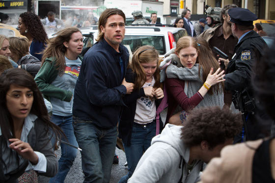 Exclusive <i>World War Z</i> Clip From <i>The Killing</i> Premiere