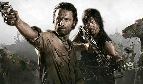 <em>The Walking Dead</em> Comic-Con Panel Will Be Tweeted Live Today