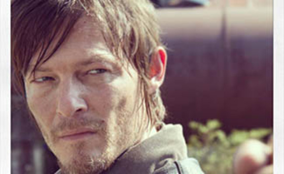 Norman Reedus Takes Over <em>The Walking Dead</em> Instagram for Comic-Con