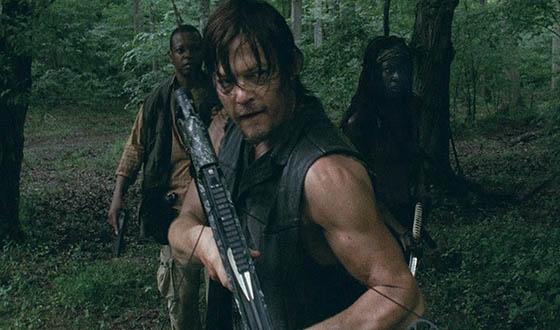 Video &#8211; <em>The Walking Dead</em> Season 4 Trailer From Comic-Con Now Online