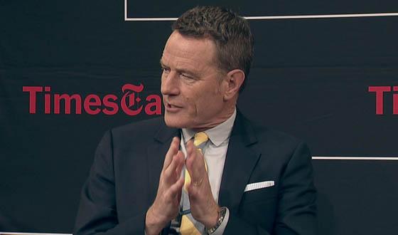 Video – <em>Breaking Bad</em> Cast & Creator on <em>Times</em>Talks Panel