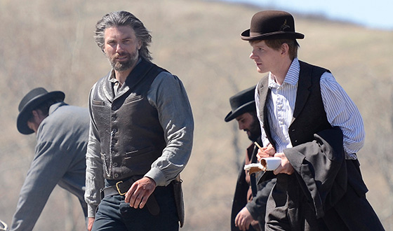 Ten New Sneak Peek Photos From <em>Hell on Wheels</em> Season 3