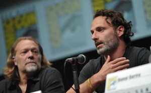 Gregory Nicotero, Andrew Lincoln
