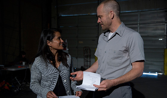 Have a Question for <em>The Killing</em> Executive Producer Veena Sud? Now's Your Chance to Ask