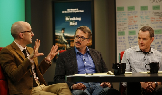 New Sundance Channel Series <em>The Writers' Room</em> to Spotlight <em>Breaking Bad</em>