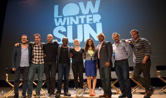 Photos &#8212; <i>Low Winter Sun</i> Premiere Screening