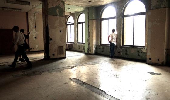 Detroit: On Location (<em>Low Winter Sun</em> Episode 1)