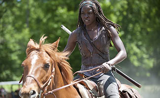 TWD-S4-Michonne-Horse-325