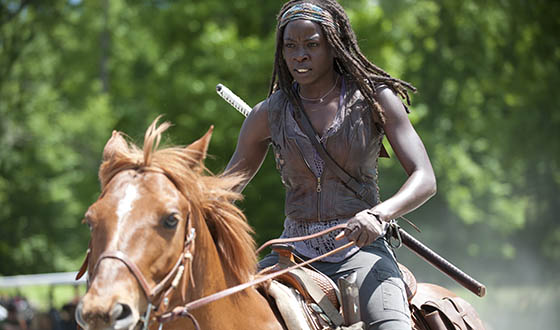 Special Sneak Peek of <em>The Walking Dead</em> Season 4 Airs This Sunday During <em>Low Winter Sun</em>