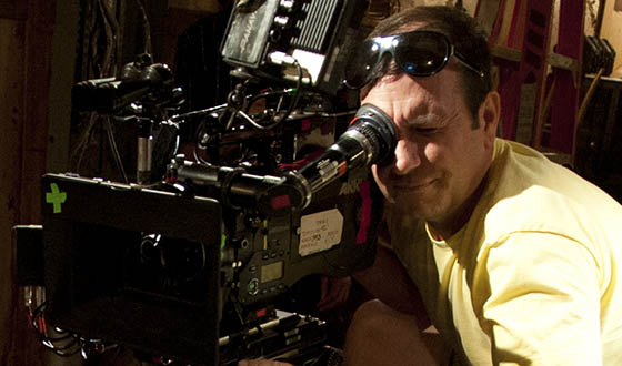Dispatches from the Set – Michael Satrazemis (Director of Photography)