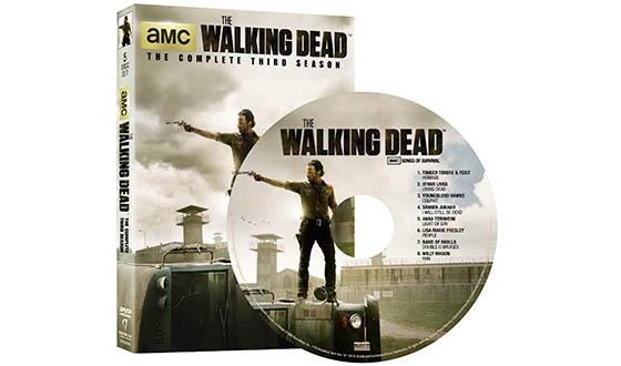 The Walking Dead AMC Original Soundtrack – Volume 2 Now Available