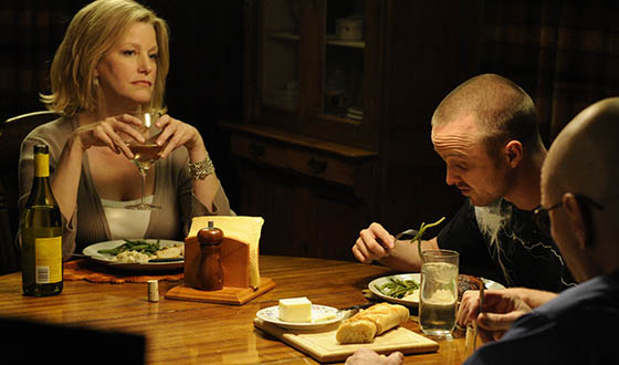 <em>Talking Bad</em> Airs This Sunday With Guests Aaron Paul and Anna Gunn